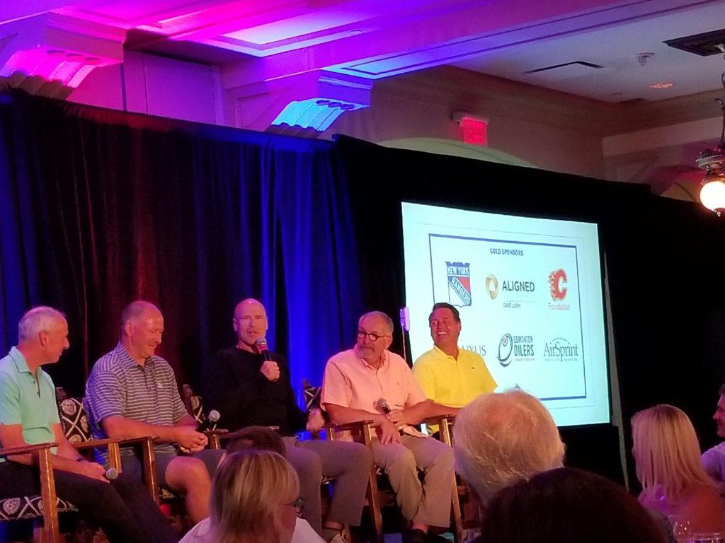 Charity Panel Golf Tourny Banff